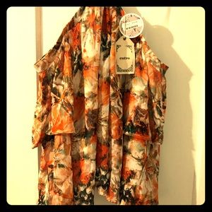 Keys country blouse top